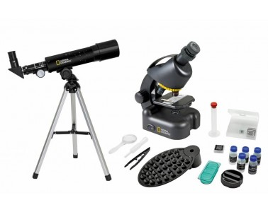 Kit microscope télescope National Geographic 9118000